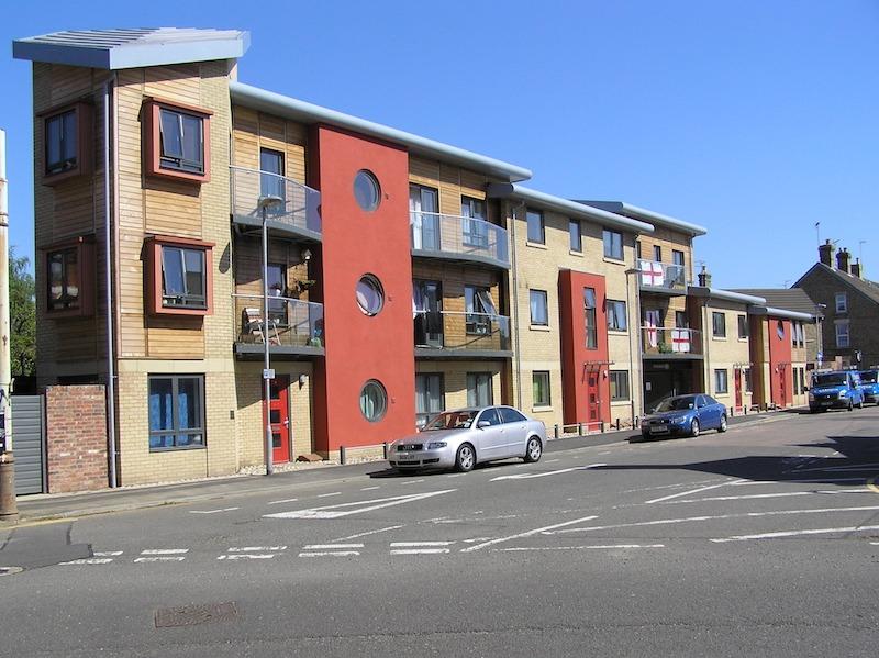 St Marks Street, Peterborough