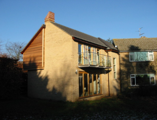 Springfield House, Collyweston